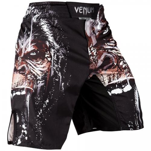 Шорты для ММА Venum Gorilla Fightshorts (VENUM-03120-001) Black р. S